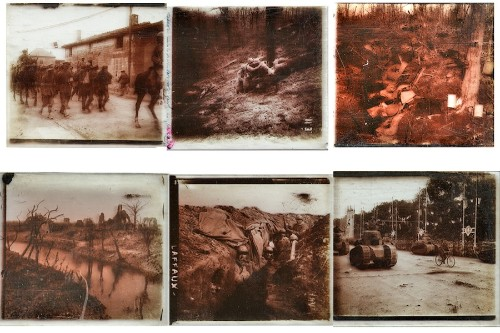 Stereoscopic images from World War I animate the horrors of history