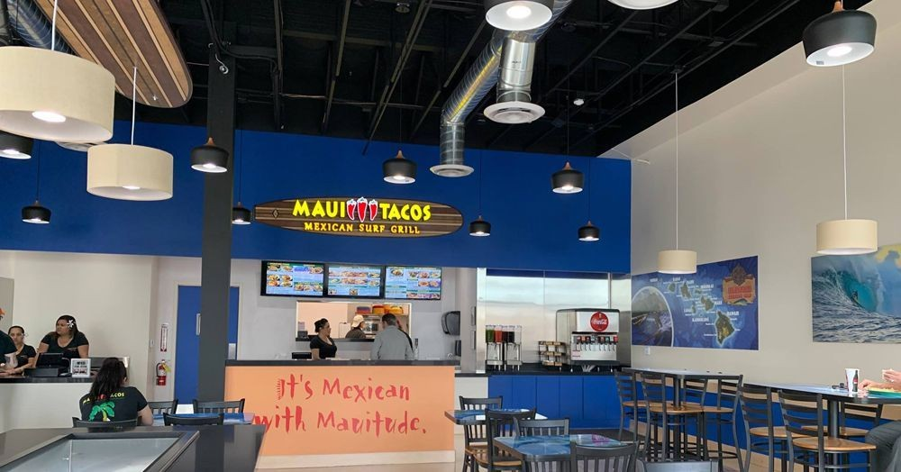 Maui Tacos Expands from Hawaii to the Southeast