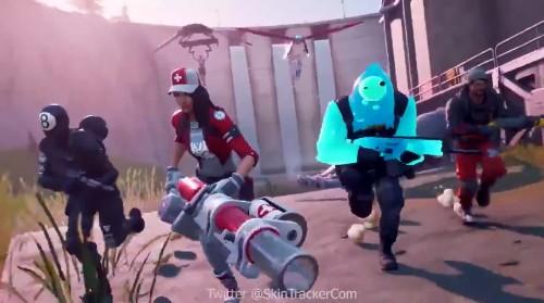 Leaked Fortnite Chapter 2 trailer provides a first glimpse at the new island