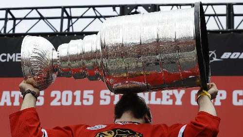 The Stanley Cup has a history of misspelled names