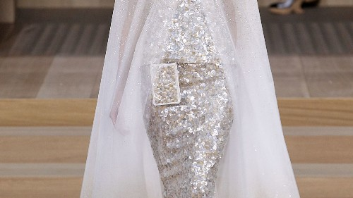 Wedding Dress Ideas to Steal From the Spring Couture Shows