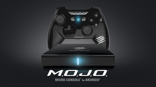 Mad Catz now shipping its $249.99 'Mojo' Android game console