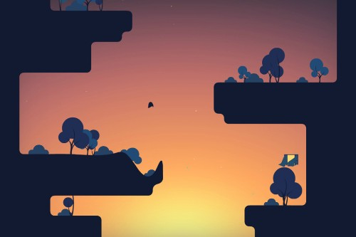 Jumping bliss: 'The Floor is Jelly' is a fresh take on platform gaming
