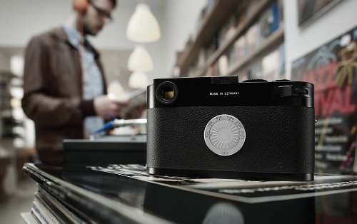 Leica's $6,000 M-D camera doesn't have an LCD screen