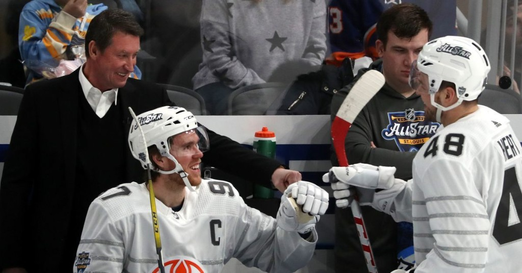 Gretzky Index Finale: The Best Possible All-Time Teams Through Different Age Ranges