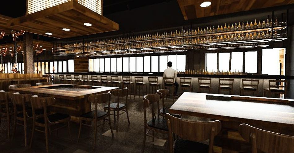 Delay for the Largest Korean Barbecue Restaurant in Las Vegas