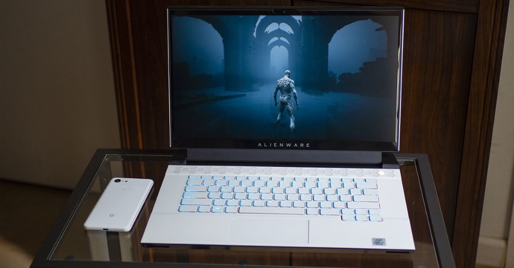 Alienware's M15 R3 is improved, but the competition is better