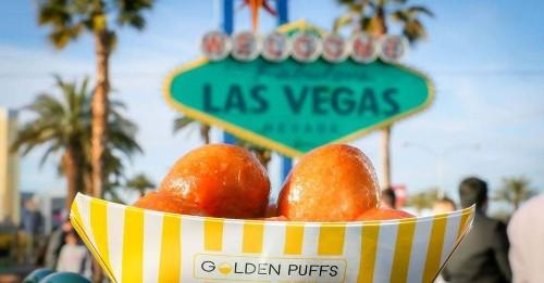 Golden Puffs Debuts Loukoumades Greek Doughnuts on the Strip