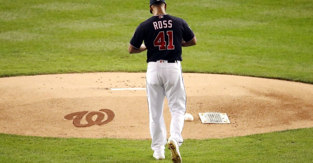 The Nats Had No Max Scherzer and No Offense in Game 5—and Now May Have No Chance