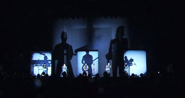 See how NIN brought its massive live production from conception to reality