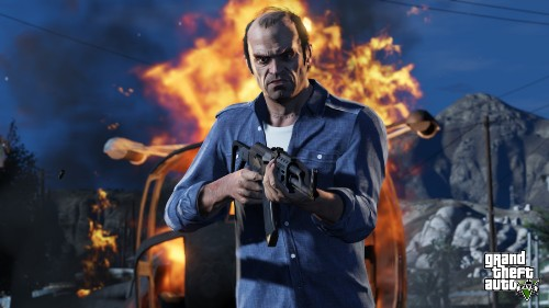 Grand Theft Auto Online launches with early server issues