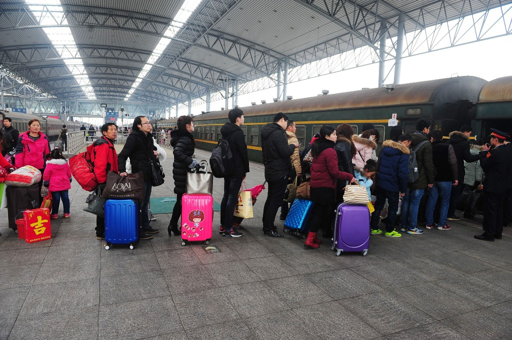 China banned millions of people with poor social credit from transportation in 2018