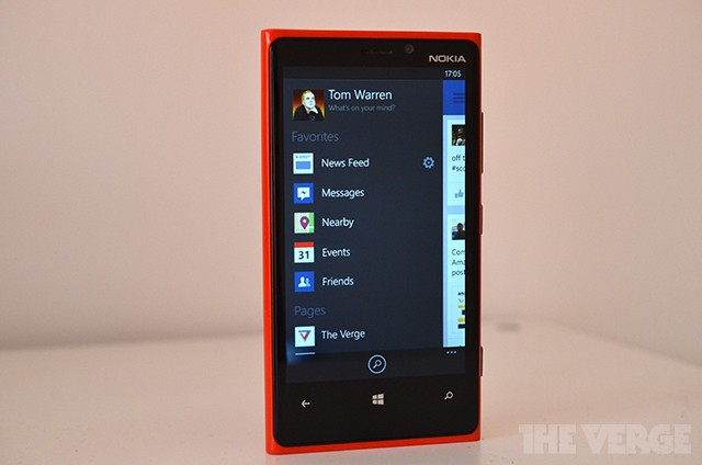 Facebook for Windows Phone 'major' redesign rolling out, no longer beta