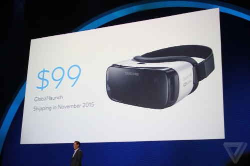 The new Gear VR will work with any new Samsung phone and cost $99