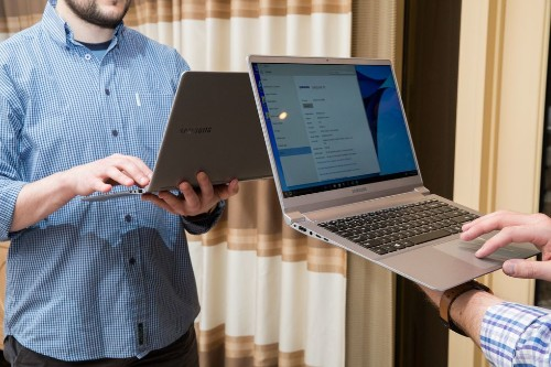 Samsung's Notebook 9 laptops take 'thin-and-light' to a beautiful extreme