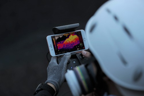 Parrot adds a thermal camera to its folding Anafi drone