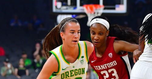 Oregon senior Sabrina Ionescu captures Wade Trophy, joins teammates Hebard and Sabally on WBCA All-America Team