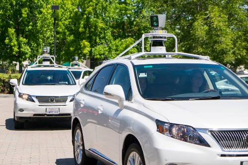 Google's self-driving cars and others get permits to drive in California