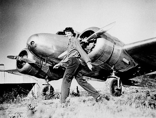 A piece of Amelia Earhart's plane has been found, researchers claim