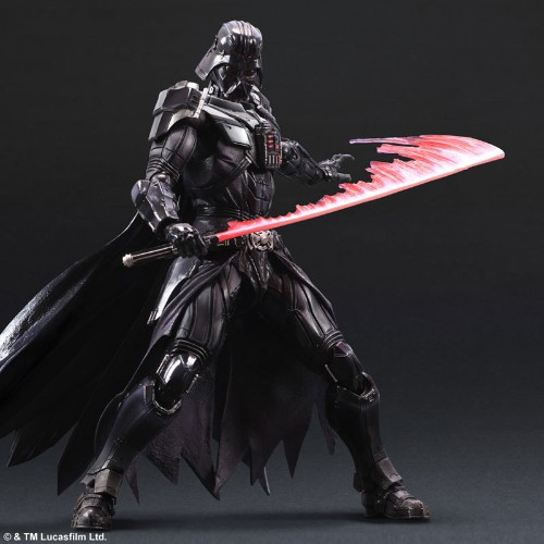 Japanese Star Wars toys make Darth Vader and Boba Fett look fiercer than ever