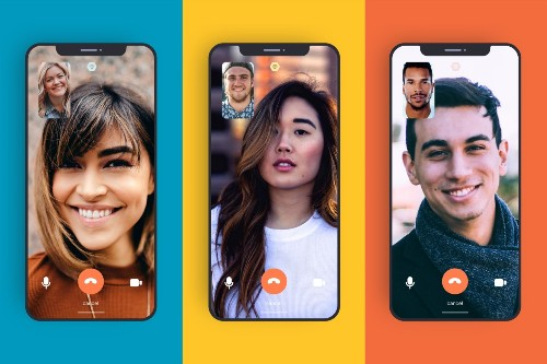 Bumble becomes one of the first major dating platforms to introduce in-app video and voice calls