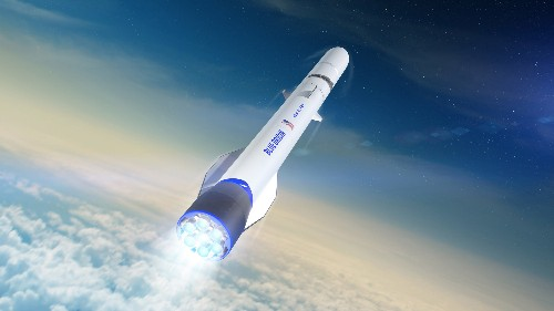 How Blue Origin is trying to rework the rules of the Air Force's coveted rocket competition