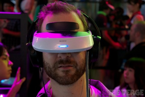 Move over, Oculus: Sony reportedly building virtual reality headset for PlayStation 4