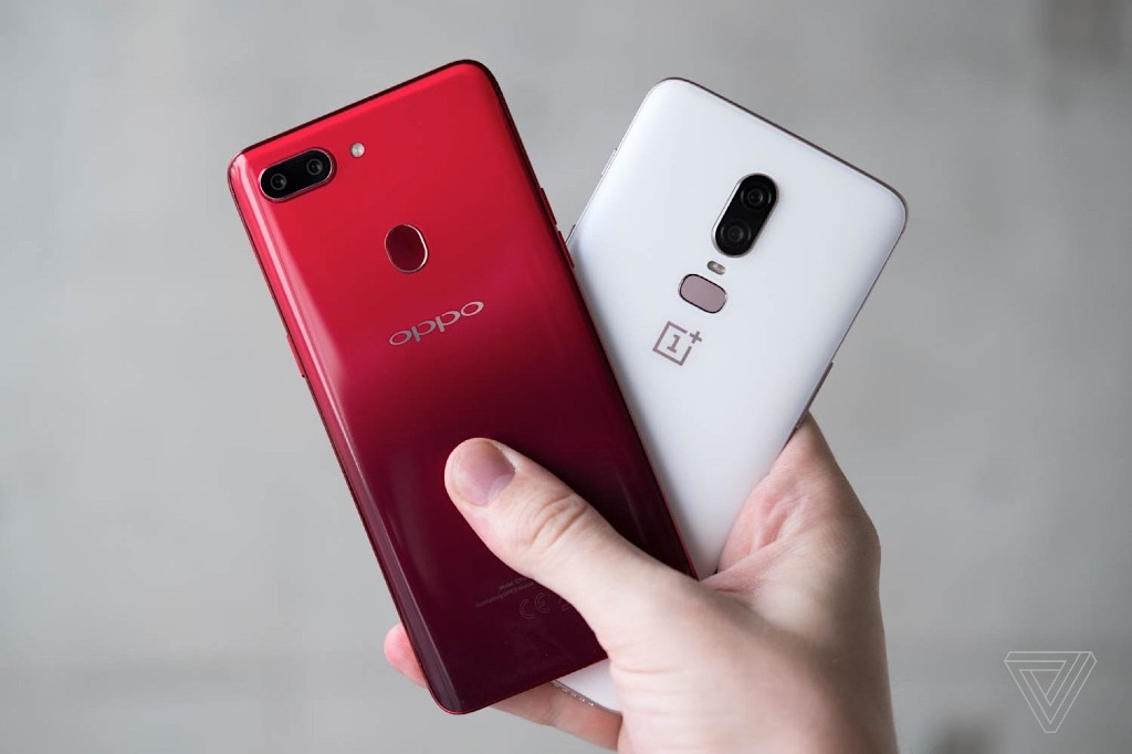 The OnePlus 6 is more than just a rebranded Oppo