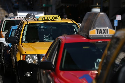 Thanks to Uber, San Francisco's largest yellow cab company is filing for bankruptcy