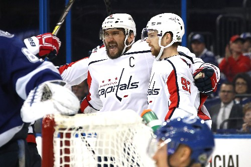 The Capitals are seizing their moment