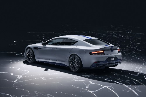 Aston Martin won't say whether its electric car is dead or alive