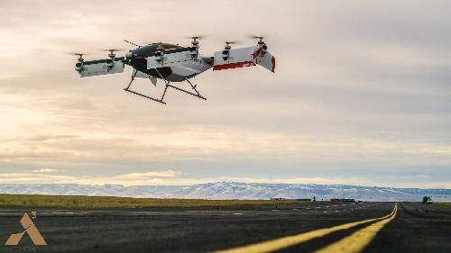 Airbus' autonomous 'air taxi' Vahana completes its first test flight