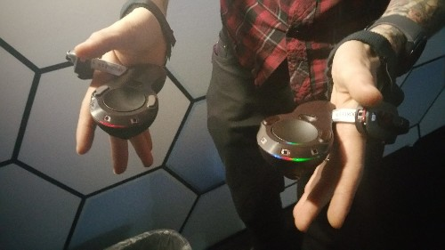 Valve shows off new VR controller prototypes