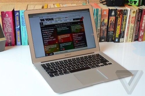 Apple recalls last year's MacBook Air due to faulty SSDs