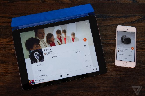 Google Play Music for iOS finally works on the iPad