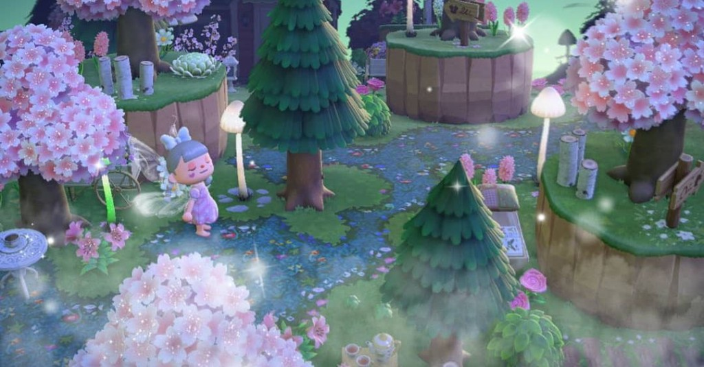 Animal Crossing: New Horizons fans are obsessed with 'The Path'