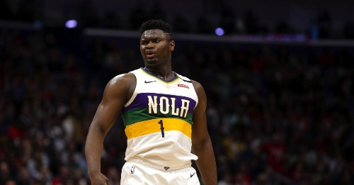 Zion Williamson is dominating the NBA like it's just another basketball league