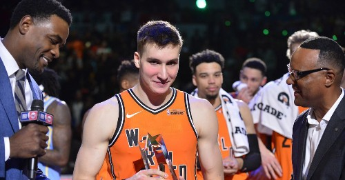 The Kings' underrated rookie shines in Rising Stars game, and 8 more things