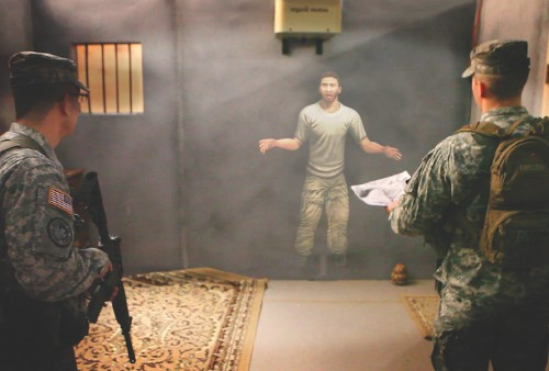 The US Navy wants to help prevent sexual assaults by using Kinect and virtual avatars