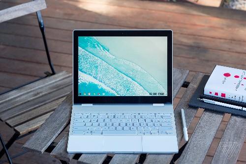 Google may add Windows 10 dual-boot option to Chromebooks