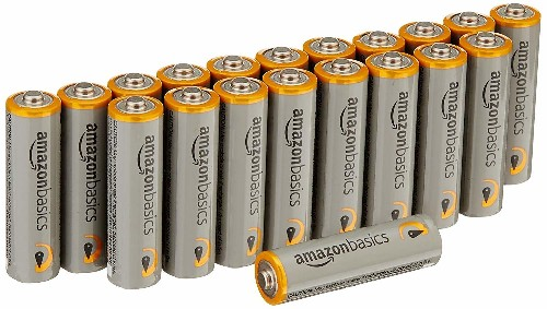 The untold origin story of an AmazonBasics AA battery