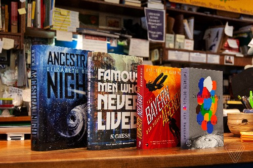11 new science fiction and fantasy books to check out this March