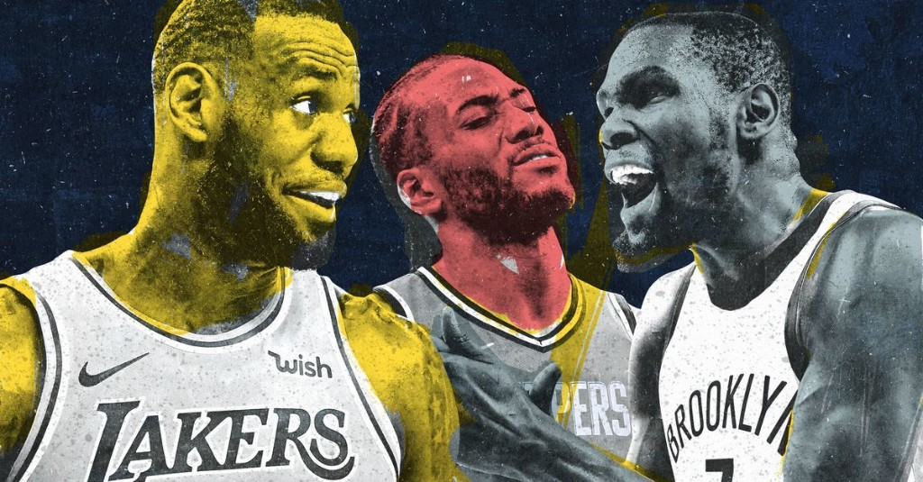 Is the NBA's Title Race More Wide Open Than Ever?
