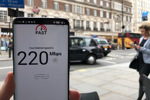 A week with the UK's first 5G network: speed, coverage, and more