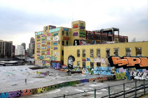 Google preserves 5Pointz and other street art with new digital exhibitions