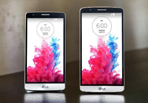 Beat by LG: new mid-range smartphone drops the G3's size and specs