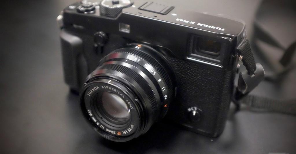Fujifilm's X-Pro2 is finally here