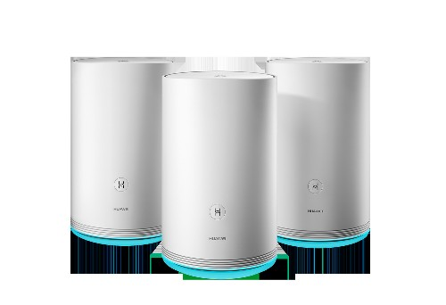 Huawei releases a mesh Wi-Fi system it claims has ultrafast connection speeds