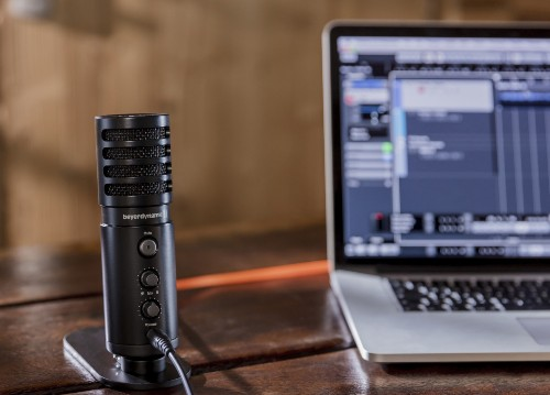 Beyerdynamic's new $179 USB mic is built for podcasters, Twitch streamers, and musicians