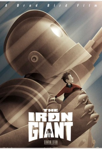 The director of Iron Giant and Ratatouille explains the beauty of animation